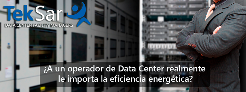Eficiencia energetica Data Center